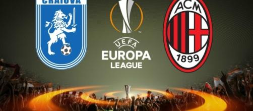 Milan-Craiova diretta tv e streaming