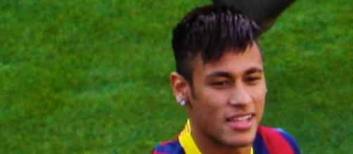 Neymar Junior by Papaloukas '81/Wikimedia Commons