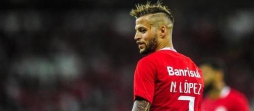 Nico López pode parar no Palmeiras (Foto: Félix Zucco/Agencia RBS)