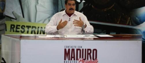 Nicolas Maduro accuses U.S. of economic sabotage ... - upi.com
