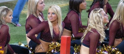 PAC 12 football teams may be overrated, but their cheerleaders aren't. (Tony Franco flickr creativecommons)