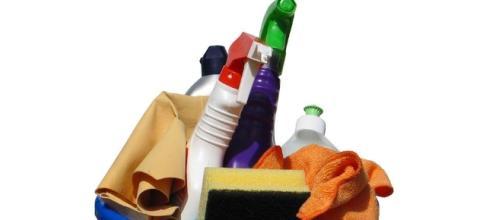 Produtos naturais para uma limpeza sustentável