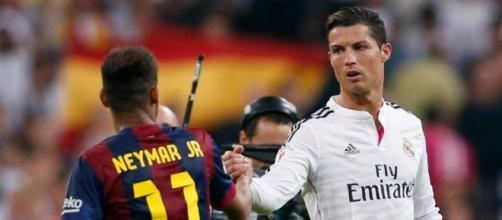 Real Madrid : Le message incendiaire de Ronaldo à Neymar !