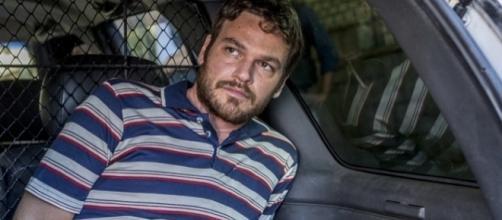 Rubinho já foi preso diversas vezes na novela