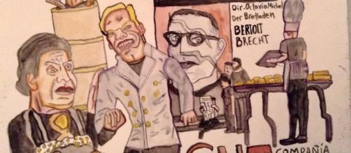 Sale la Panadería del Teatro de la Orientación CCB.