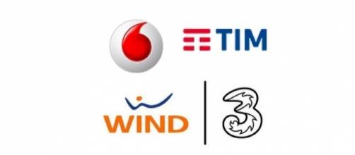 Vodafone Tim Tre Wind a 10 euro