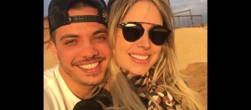 Wesley Safadão e Thyane Dantas se casaram há um ano