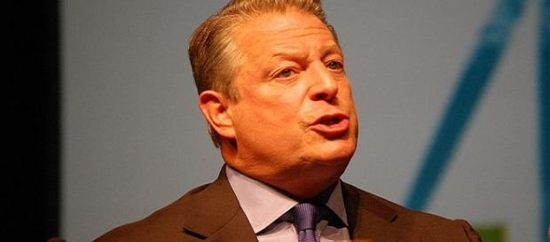 45th Vice President of the U.S. Al Gore / Photo via Kasey Baker , Wikimedia Commons