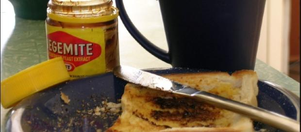 According to a conducted survey in Australia, Vegemite can reduce stress and anxiety. (Wikimedia Commons/s2art)