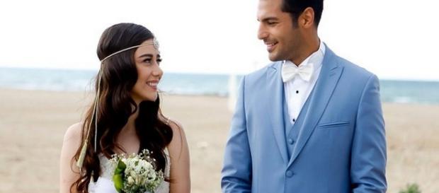 Ayaz e Oyku arriva il matrimonio