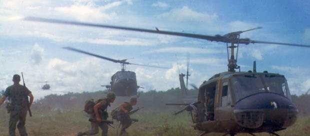 Battle in Vietnam was a no holds war.https://pixabay.com/en/military-vietnam-war-soldiers-1348281/