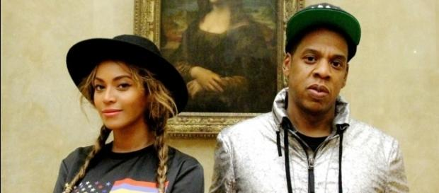 Beyonce and JAY-Z reportedly asked help from Barack Obama for their twins' security. [Photo via Beyonce/Facebook]