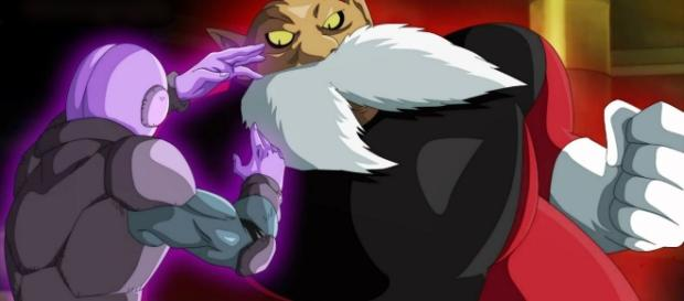 Jiren and Toppo going all out in Tournament of Power - MAStar via YouTube
