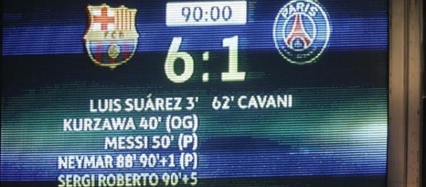 La Remontada ou l'humiliation du PSG par le Barça : le point de cristallisation où le transfert de Neymar est devenu obsession... (leparisien.fr)