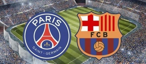L'équipe type des joueurs passés par le PSG et le Barça (image via linkedin.com)