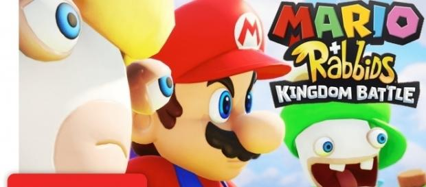 Mario + Rabbids Kingdom Battle launches Aug. 29 Nintendo | YouTube