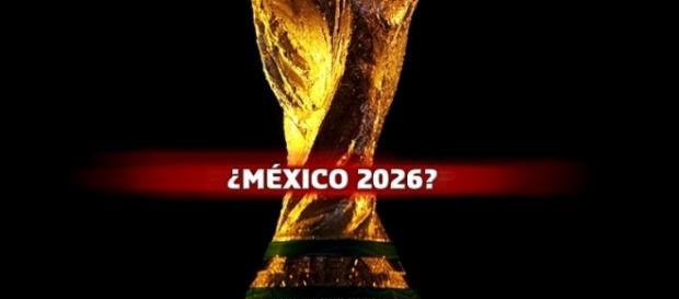 México ¿sede de la Copa Mundial de Fútbol FIFA 2026?