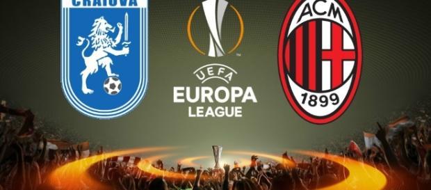 Milan-Craiova diretta tv e streaming