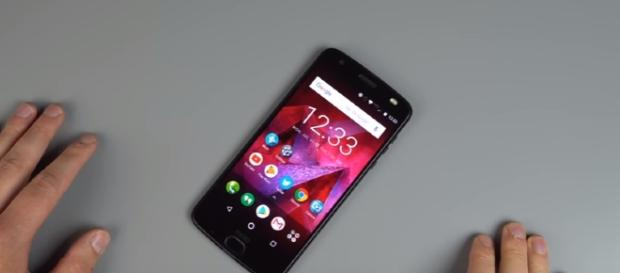 Moto Z2 Force - YouTube/Droid Life Channel