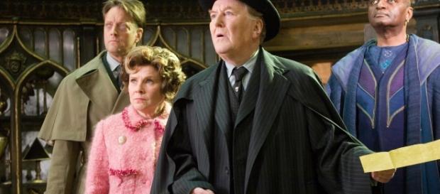 Muere Robert Hardy, actor de Harry Potter. Vía: Harry Potter Wiki