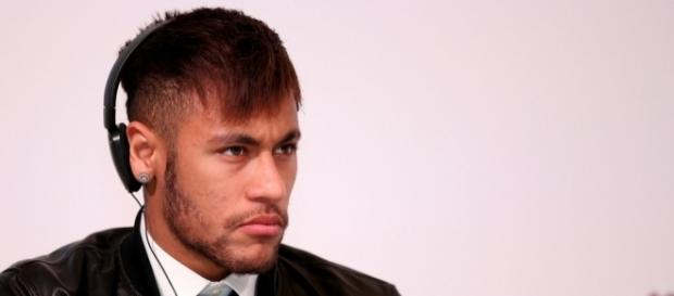 Neymar, Barcelona X PSG | https://c1.staticflickr.com/9/8778/17145642931_56ea3a6113_b.jpg
