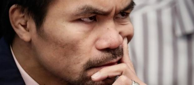 Pacquiao não vê interesse em assistir luta de McGregor