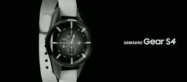 Samsung Gear S4 - YouTube/MR Tech Channel