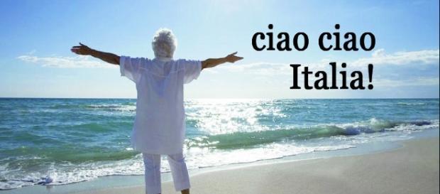 Sempre più pensionati italiani scelgono di vivere all'estero