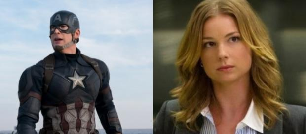Sharon Carter, played by Emily VanCamp, almost appeared in a cameo in Agents of SHIELD.