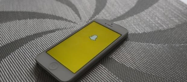 Snapchat | mobile | AdamPrzezdziek | Flickr - flickr.com