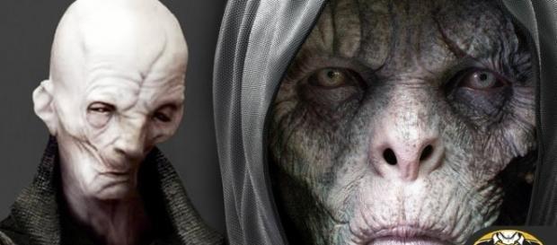 'Star Wars 8: The Last Jedi' Snoke's health at risk, will use Kylo Ren's body(Hybrid Network/YouTube Screenshot)
