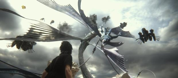 The 'Final Fantasy XV' expansion beta is now live. (image source: YouTube/Asleep in the Fantasy)