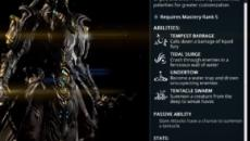 'Warframe:' Hydroid Prime update goes live; melee and secondary weapons detailed