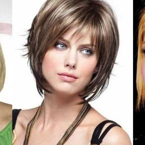 Taglio di capelli nuovo look