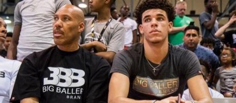 Ball In The Family gets premiere date (Big Baller Brand/Instagram)