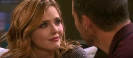 Days of our Lives Theresa Donovan. (Image via YouTube screengrab/NBC)