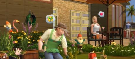Maxis teases a first look at the new clothing items for 'The Sims 4' Eco Living stuff pack. Simmer Johnny/YouTube