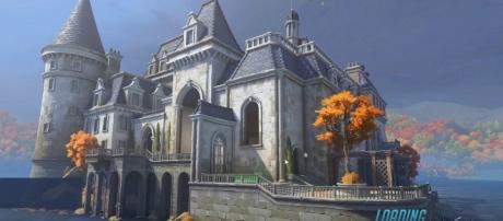 New Deathmatch map, Château Guillard!   BlakOrkk/YouTube