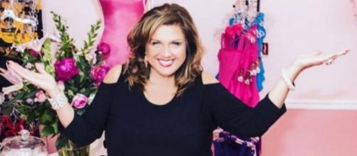 Abby Lee Miller is still serving her prison sentence but that hasn't stopped her from planning a book (Instagram)