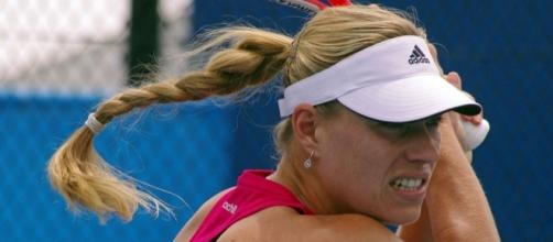 Angelique Kerber of Germany. [Image via NAPARAZZI/Wikimedia Commons]
