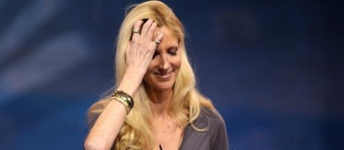Ann Coulter slammed for blaming the gay people for Hurricane Harvey. (Flickr/Gage Skidmore)