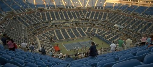 Arthur Ashe Stadium in New York (Creative Commons/Tiger Puppala)