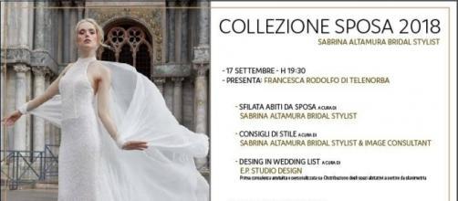 Collezione 2018 di abiti da sposa, a Trani l'evento gratuito