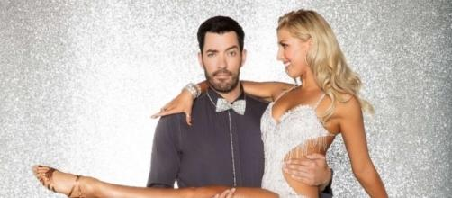 Drew Scott and Emma Slater 'DWTS' season 25 - Image via Disney ABC Press