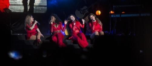 Fifth Harmony denied they took a shot at Camila Cabello during VMA performance. (Okinawa Marines/Lance Cpl. Danielle R. Prentice)