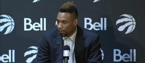 Free agent Jared Sullinger recently worked out with D'Angelo Russell -- Toronto Raptors via YouTube