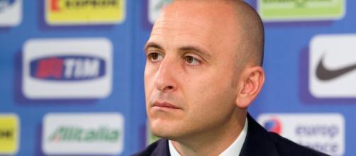 Il direttore sportivo dell'Inter, Piero Ausilio