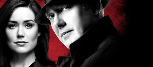 Liz (Megan Boone) and Red (James Spader) for 'The Blacklist' season 5/Photo used with permission, 'the Blacklist'/NBC
