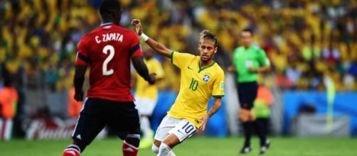Neymar tem estado em grande destaque nos últimos dias