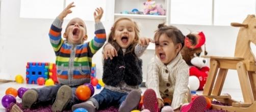 Nomes de crianças mais levadas e mais comportadas.